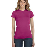 Ladies' Ringspun Junior Fit T-Shirt