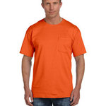 5 oz., 100% Heavy Cotton HD® Pocket T-Shirt