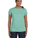 Ladies' 5.2 oz. ComfortSoft® Cotton T-Shirt