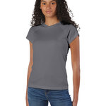 Ladies' 4 oz. Double Dry® Performance T-Shirt