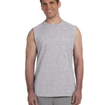 Ultra Cotton® 6 oz. Sleeveless T-Shirt