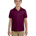 DryBlend™ Youth 6.5 oz. Piqué Sport Shirt