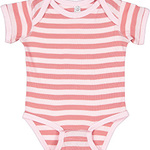 Infant 5 oz. Baby Rib Lap Shoulder Bodysuit