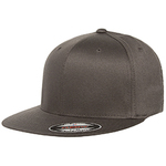 Wooly Twill Pro Baseball On-Field Shape Cap with Flat Bill