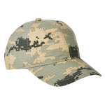 Unstructured Camo Hat