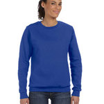 Ladies' Ringspun Crewneck Sweatshirt