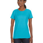 Ladies' Ringspun Midweight Mid-Scoop T-Shirt