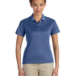 Ladies' Pima-Tech™ Jet Piqué Heather Polo