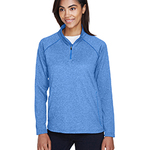 Ladies' Stretch Tech-Shell™ Compass Quarter-Zip
