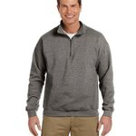 Heavy Blend™ 8 oz. Vintage Classic Quarter-Zip Cadet Collar Sweatshirt