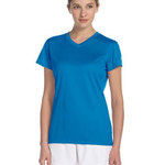 Ladies' Ndurance® Athletic V-Neck T-Shirt