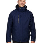 Caprice Men's 3-In-1 Jacket With Soft Shell Liner