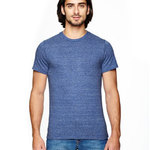 Men's Drop Neck Eco-Jersey Crew