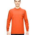 6.75 oz. Heavyweight Work Long-Sleeve Tall Work T-Shirt