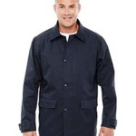 Men's Lightweight Basic Trench Jacket