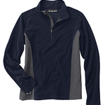 Ladies' 4.5oz 100% Polyester Nano Fleece TM 1/4 Zip Pullover