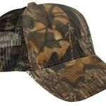 Pro Camouflage Series Cap with Mesh Back