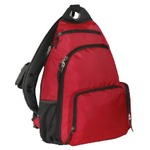 Port Authority Sling Pack Red Chili