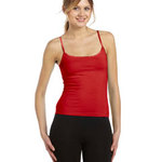 Ladies' Cotton/Spandex Camisole