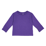 Toddler 5.5 oz. Jersey Long-Sleeve T-Shirt