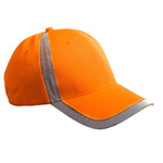 Reflective Accent Safety Cap
