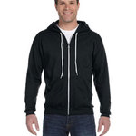 Ringspun Full-Zip Hooded Sweatshirt