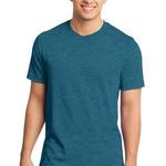 Young Mens Gravel 50/50 Notch Crew Tee