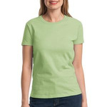 Ladies Ultra Cotton ® 100% Cotton T Shirt